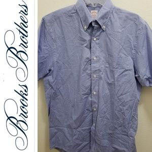 BROOKS BROTHERS Short-Sleeve Shirt